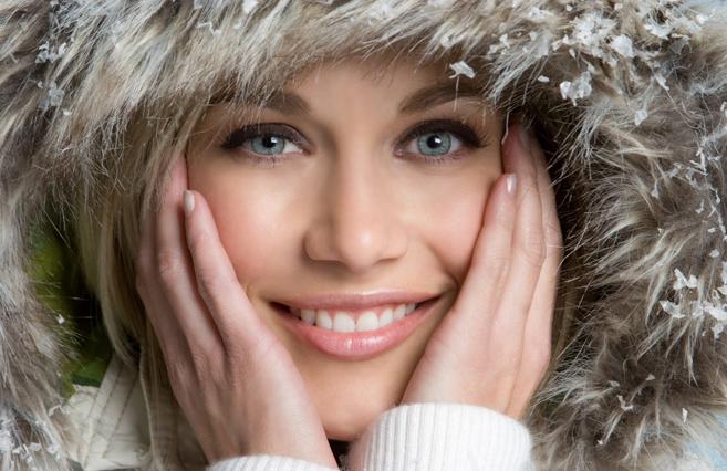 Περιποίηση του δέρματος τον χειμώνα